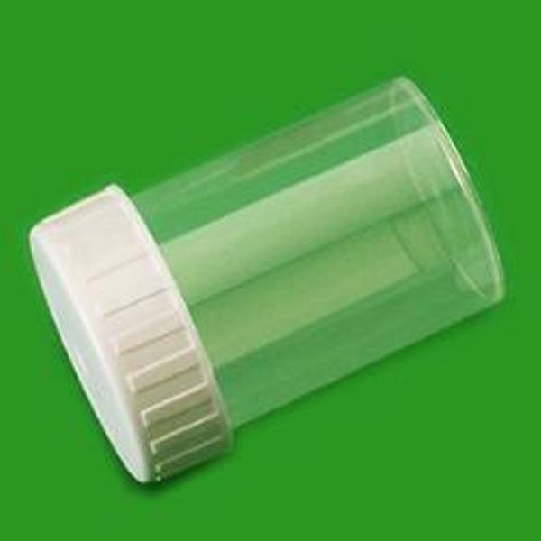 60 Ml Storage Container Supplied With Screw Cap